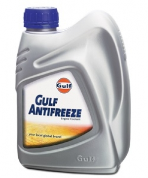 GULF™ ANTI-FREEZE + COOLANT